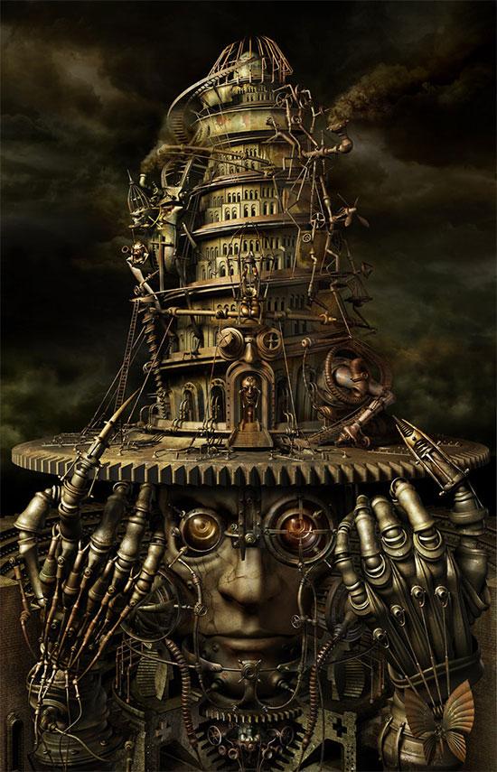 Brain Tower