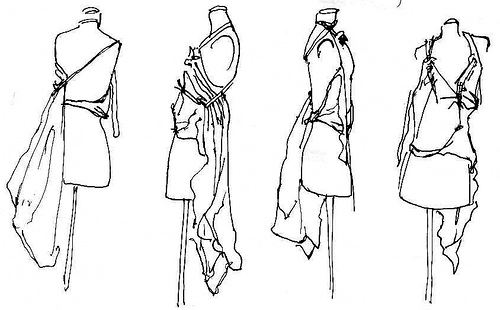 It's easy to create and manage your own fashion templates with the
