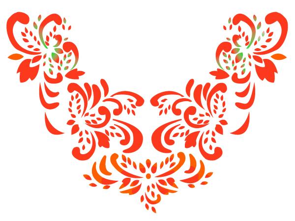Ornament Flower