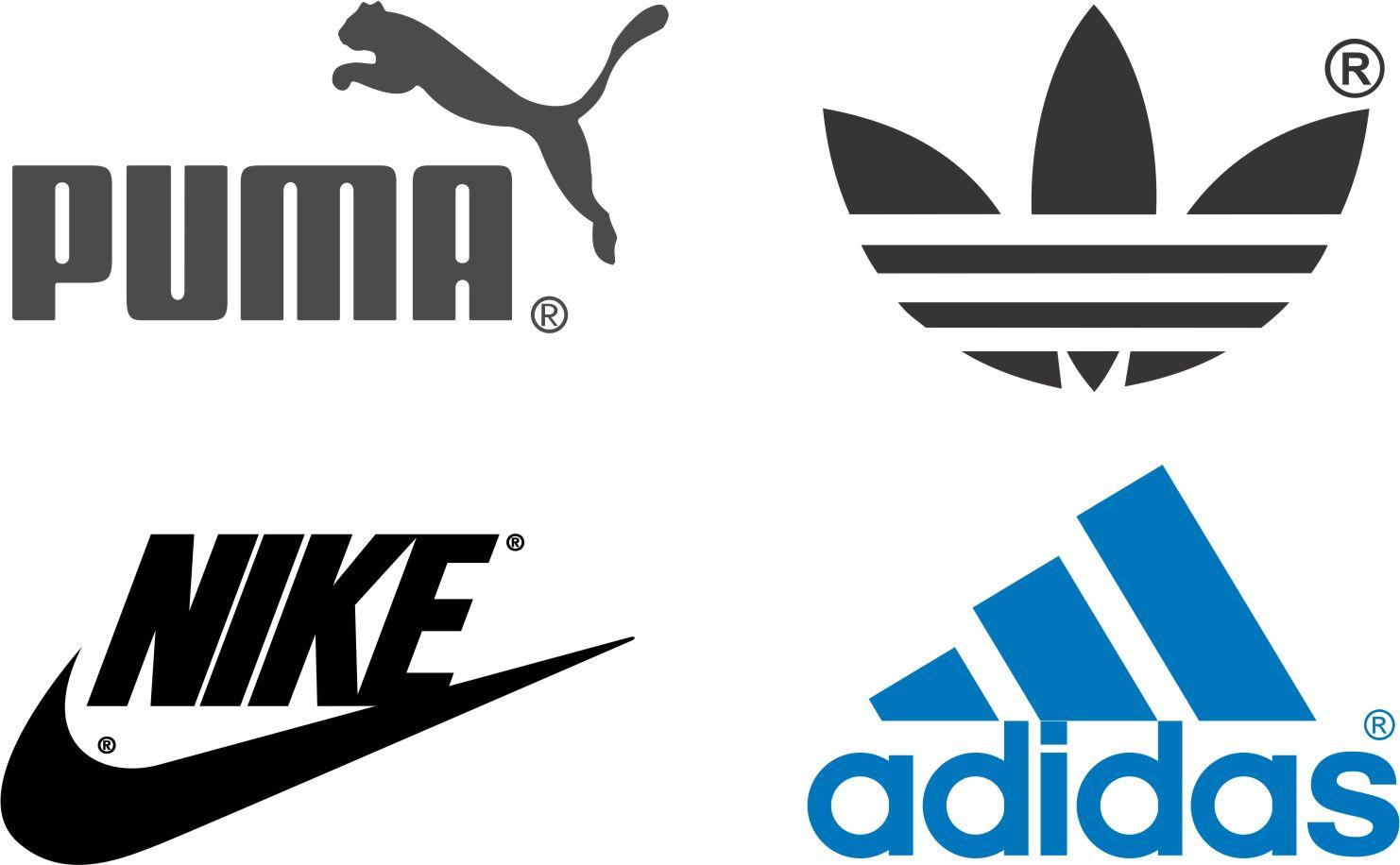 Vector logo of fashion companies