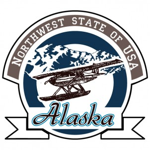 Alaska Graphic T-Shirt Printing