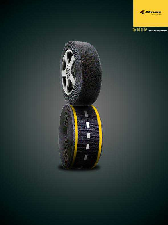 Goodyear Commercial Truck Tires 10 Creative Photo Manipulations Ads   iconShots