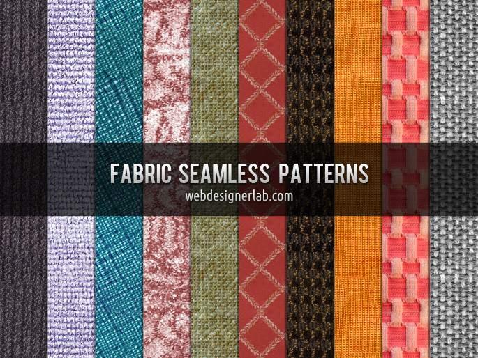 Fabric Seamless Patterns