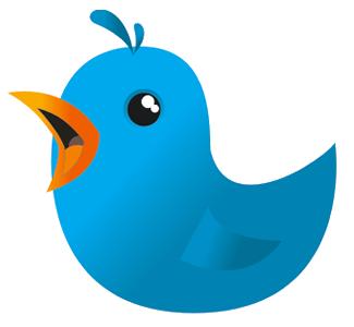 Corel draw tutorial, create twitter bird