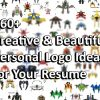 160-creative-beautiful-personal-logo-ideas-for-your-resume