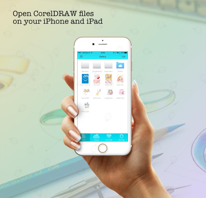 CDRViewer iOS - Iconshots Magazine