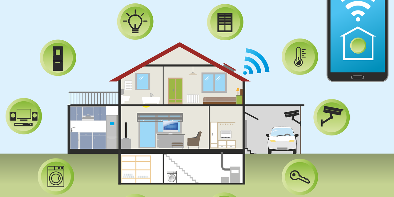 designing your home into a smart home iconshots magazine