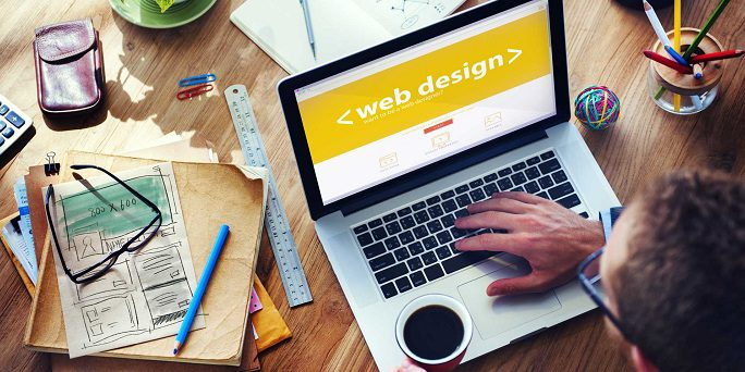 Website Designer the update tipton and a era of website