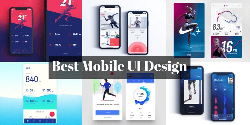 Awesome Mobile App UI Design to be Followed in 2019–2020 - Iconshots