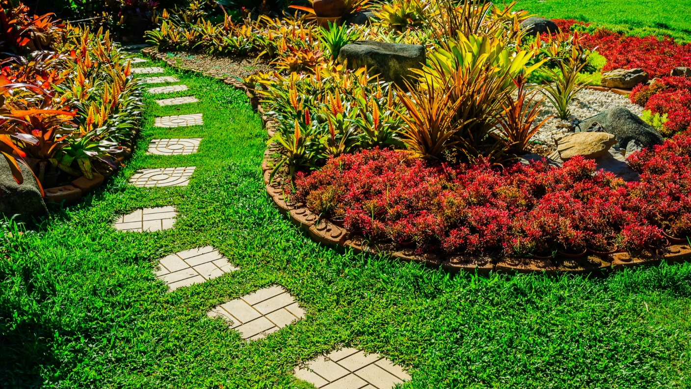 How To Design A Beautiful Garden In Your Backyard On A Budget Life And Tech Shots Magazine